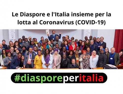 Le Diaspore per la Croce Rossa Italiana