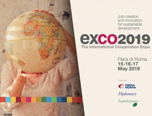Comunicazione per lo Sviluppo, seminario tecnico. 16 Maggio – EXCO 2019