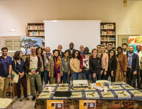 Perugia: sentire il rumore della foresta che cresce