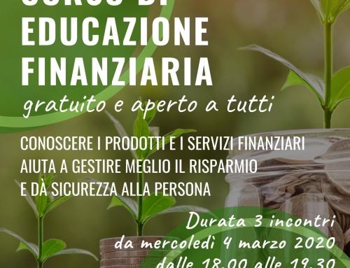 Corso di Educazione Finanziaria a Roma