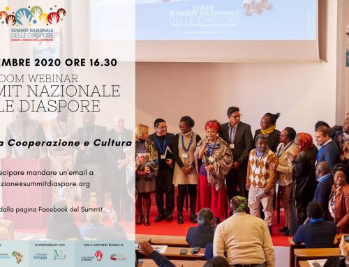 Le donne fra Cooperazione e Cultura› 26 settembre 2020